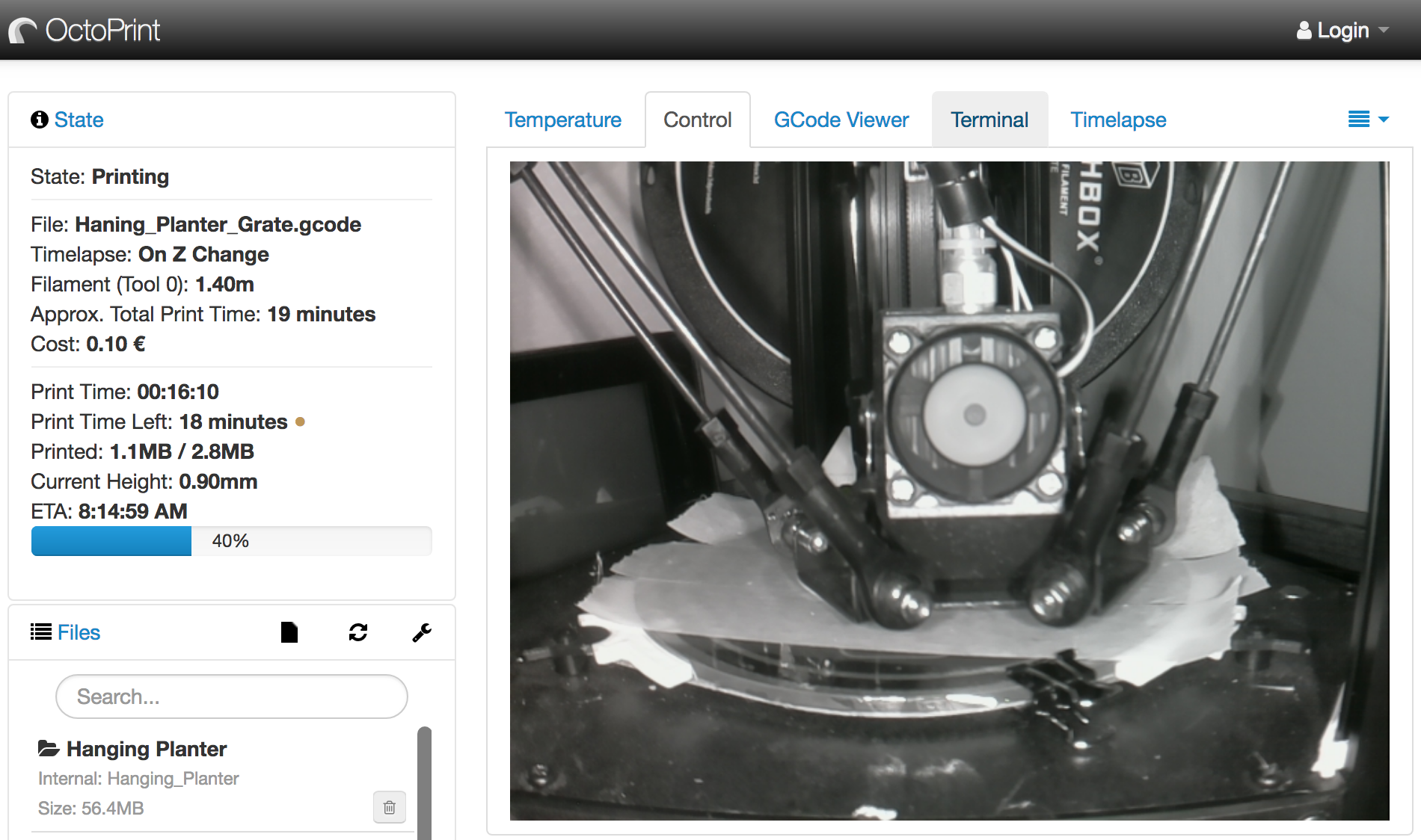3D Printing from anywhere – Programbles